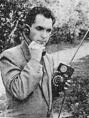Мобильник 1961 год (СССР)