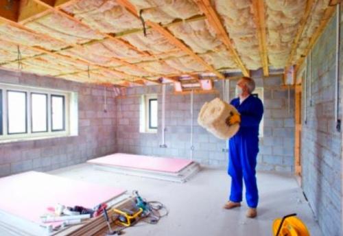 Как сделать стены в частном доме